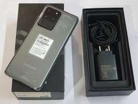 Samsung Galaxy s20 ultra 12 Gb ram & 128 Gb brand new condition