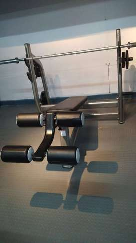 We provide all type GYM equipment's by EMI further details contact us.