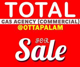 GAS AGENCY FOR SALE @OTTAPALAM