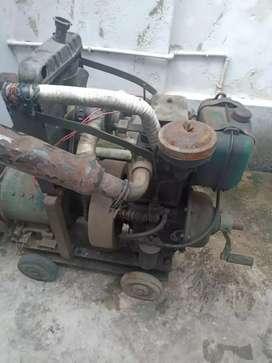 Generator 8.5hp engine 6 kv alternator