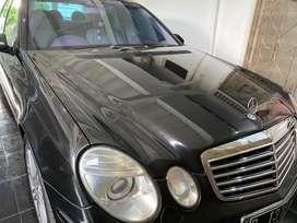 Jual Merces-Benz E200 A