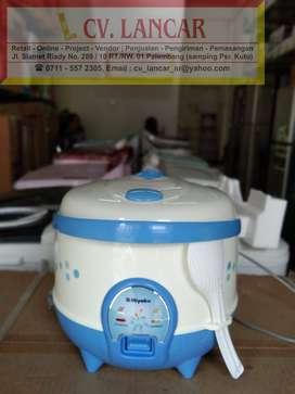 Rice Cooker MIYAKO 1,2L (Mcm612) GRATIS Ongkir bayar dirumah