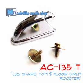 PART DRUM! Lug Snare Drum Rooster AC-135 T