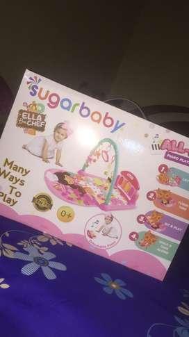 sugar baby piano playmet