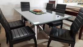 Modern 6 Seater Dining Table