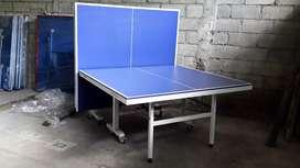 Meja pingpong meja tennis new murah meriah