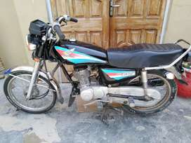 Old is gold Honda 125 2002 new candishan main hy.