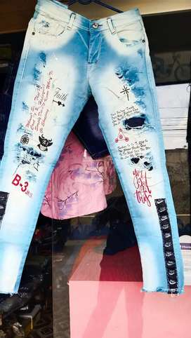 Branded pants only 650