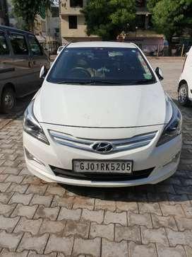 Hyundai Verna 2015 Diesel Well Maintained