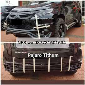 Bodykit Pajero Sport Dakar Exeed new
