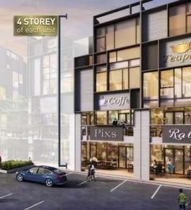 Ruko The Icon Business Park 5 lokasi strategis di CBD BSD City serpong