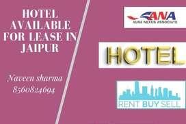 PRE LEASED 3 STAR HOTEL FOR SALE JAIPUR PREMIUM LOCATION