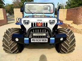 Jeeps Modified Hunter open Thar