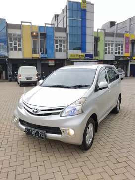 Toyota AVANZA E up G 1300cc th.2013, AC DOBEL, Komplit