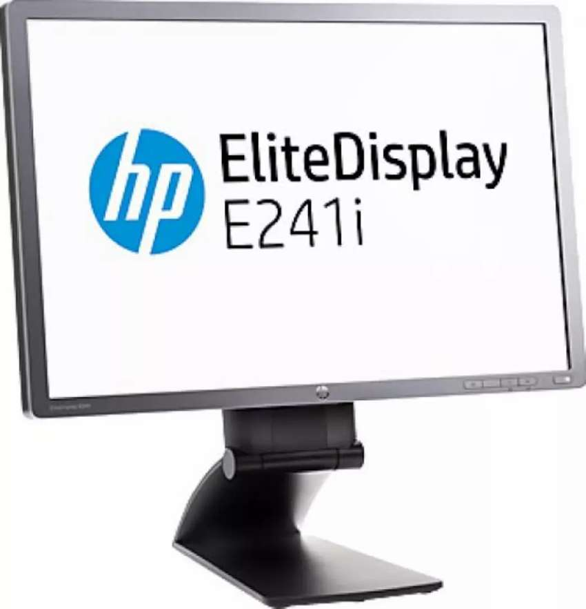 HP 24 Inch IPS LED Monitor Lush Condition 0