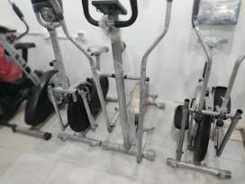 Elliptical cycle cycling machine exercise cycle gym cycle