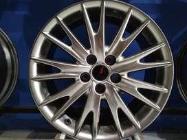 Ready Stock Velg Mobil Ertiga, Taruna dll Ring 18 HSR Wheel HANA HB