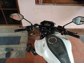 Fz 250 cc good milage