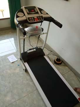 The best new treadmill elektrik dua fungsi New Venice M8