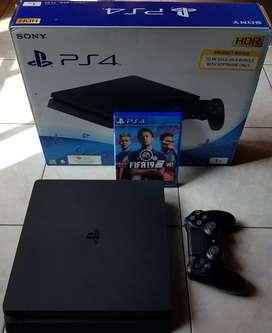 PS4 SLIM hd 1 TB