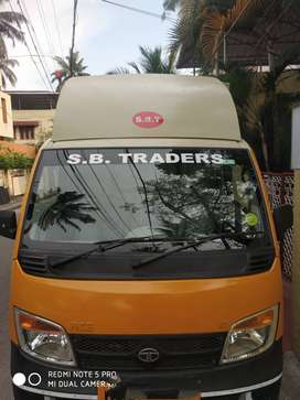 tata ace covered metal body, showroom condition
