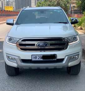 Ford Endeavour 3.2 Titanium AT 4x4, 2017, Diesel