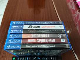 Playstation 4 games per game for 1500