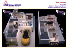 INDIVIDUAL HOUSE SALE IN PAMMAL