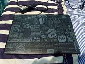 Laptop acer a314-21 generasi terbaru, ram ddr4 8gb HDD 500gb