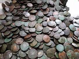 Collection coins