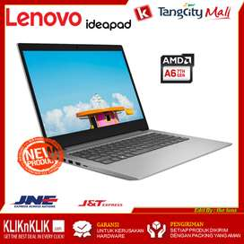 LENOVO IDEAPAD 14AST - AMD A6-9220E 4GB 64GB-eMMC WIN10 PLATINUM GREY