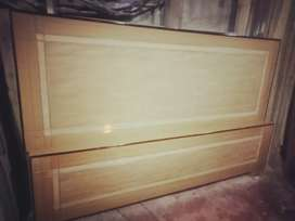 Double bed and single bed sale