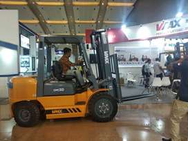Forklift Solar Harga Spesial - Diskon Besar Besaran Forklift Diesel