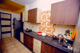Fully furnished flat for working professional- male
