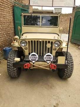 New modified Jeep