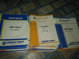 Complete Syllabus of jee main( careere point  kota)