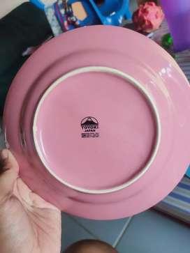 Piring Keramik Toyoki Japan SNI