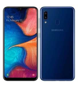 Samsung a20 3.32