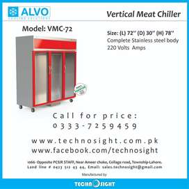 Meat Hanging Chiller for Meat Shop in Pakistan