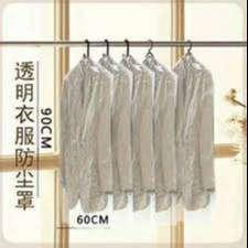 Plastik Pelindung Baju Kesayangan