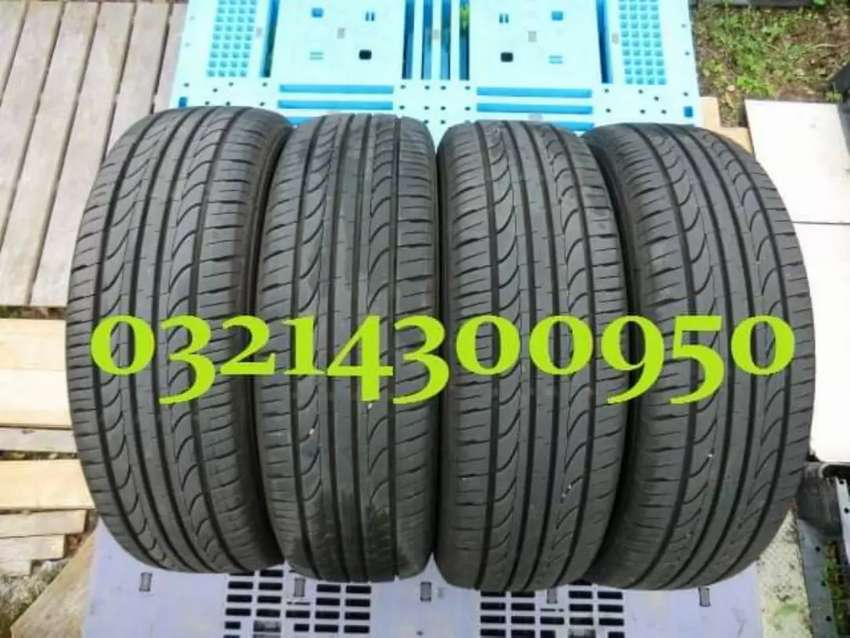 Tyres Size 185/65/R/15 Goodyear GT Just Like Brand New Condition 0