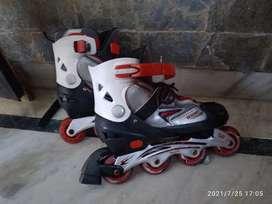 Roller Skates Single Blade