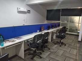 Fully furnished office sector 63 noida