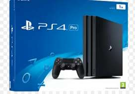 Ps4 for sale in brand new condition