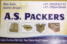 A.S PACKERS ALL TYPE BOXES MANUFACTURING