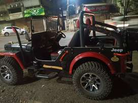 Jeep Jeepsi Mh09 passing good condition