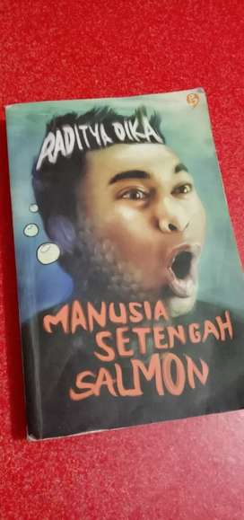"Manusia Setengah Salmon by Raditya Dika (Special from ""MyDreamBook"")"