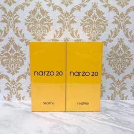 Price Deal Realme Narzo 20 4/64GB
