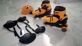 Ska8ing shoe for sale (argent sale)