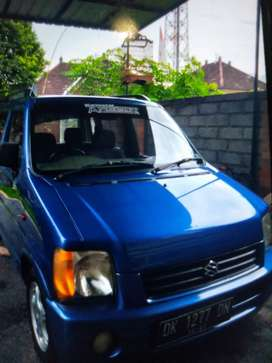 Dijual Suzuki Karimun kotak DX thn 2002